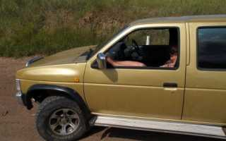 Nissan Terrano (1995 г